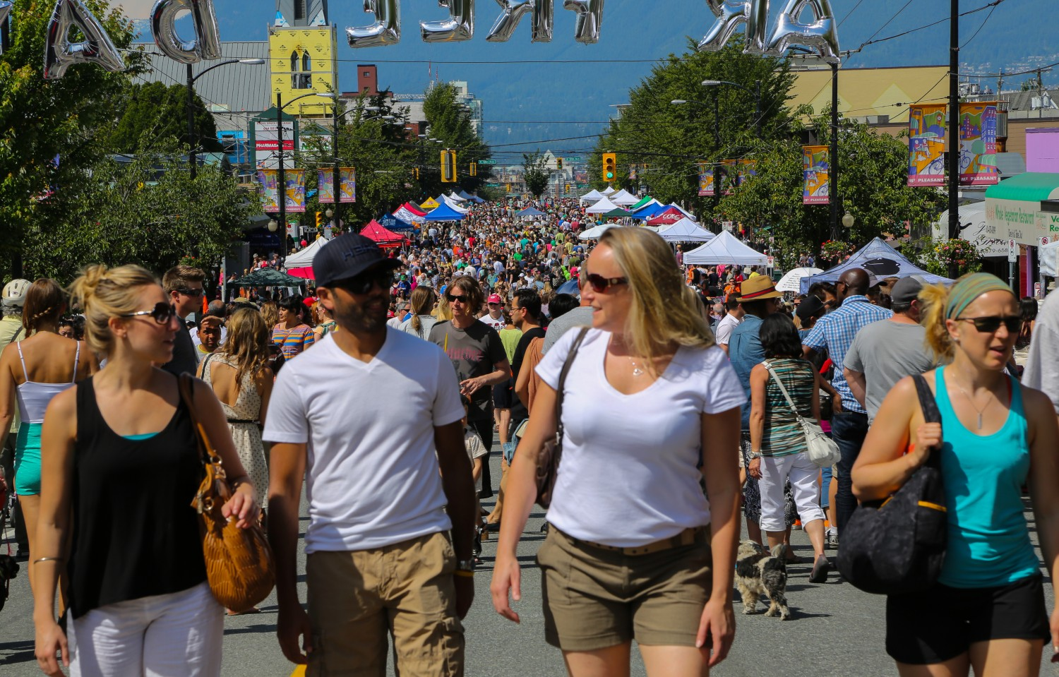 Main Street – Car Free Day