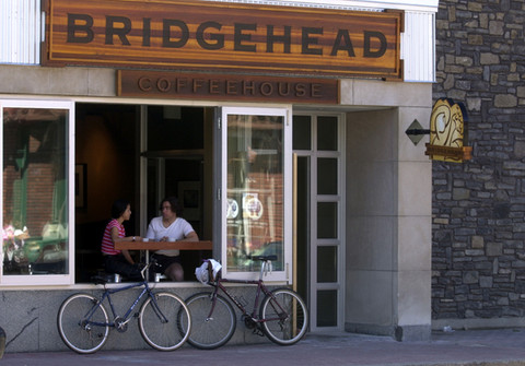 Bridgehead Coffeehouses