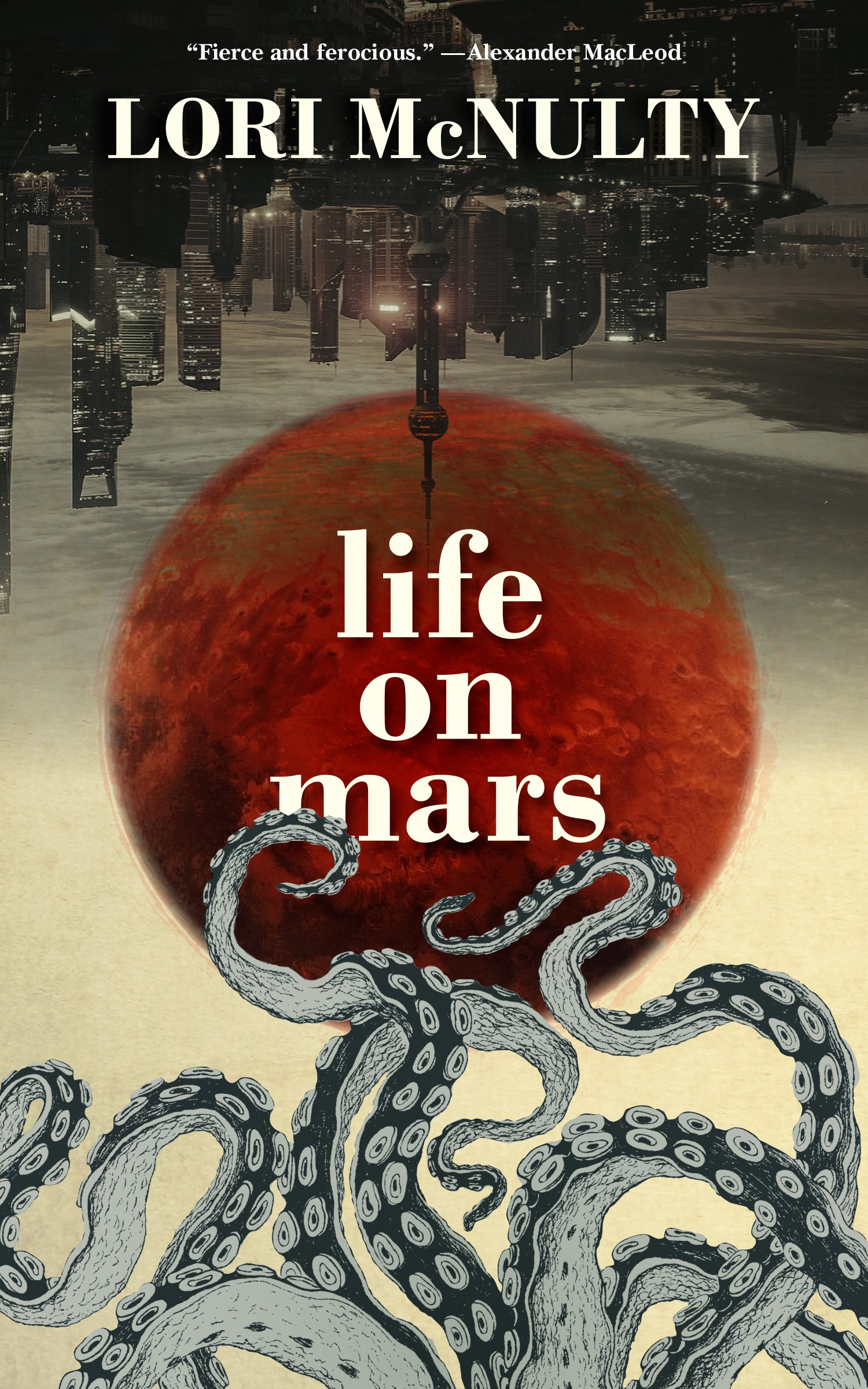 Life on Mars short fiction collection by Lori McNulty