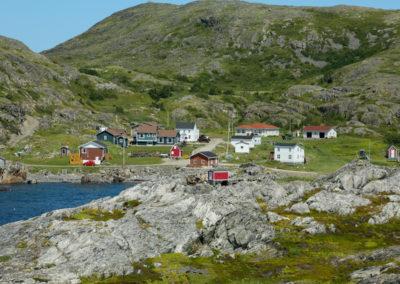 Fogo Island community