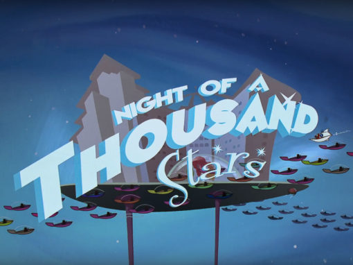 VGH Night of a Thousand Stars video
