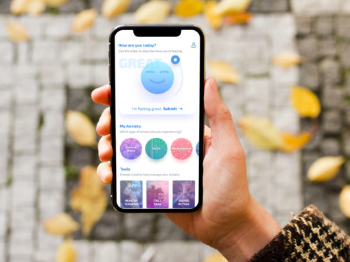 Anxiety Canada – MindShift app & Branding